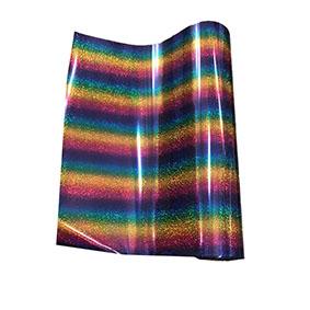 Rainbow Heat Transfer Film