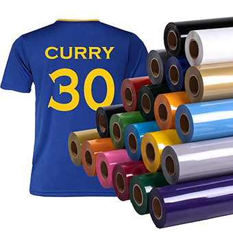 Jerseys Vinyl Heat Transfer
